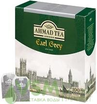 Ahmad Earl Grey 100 пак (1 шт) - основное фото