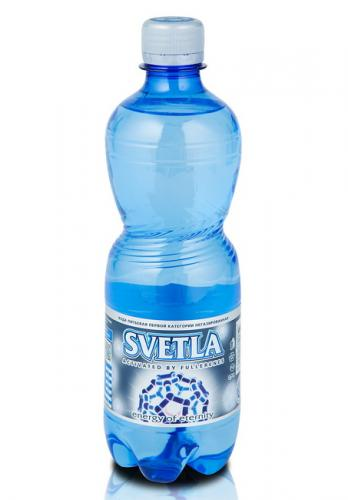 Svetla / Светла 0.5 л. без газа (12 шт) - основное фото