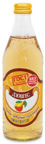 Старые добрые традиции лимонад Дюшес 0,5л. ст. (12 бут.) - основное фото