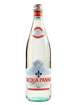Acqua Panna /Аква Панна 0,75л. без газа (15 бут) стекло - основное фото