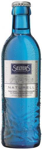 Selters / Сельтерская Naturell 0,275л. б/г (24 бут.) стекло - основное фото