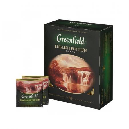 Greenfield English Edition 100 пак - основное фото