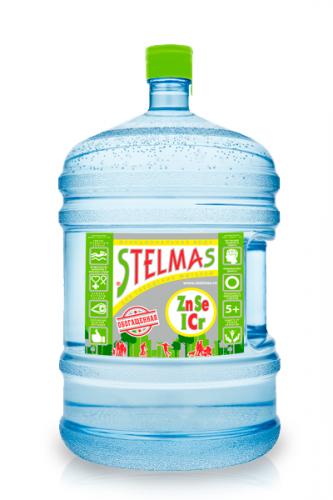 Вода Стэлмас / Stelmas 19л  - основное фото