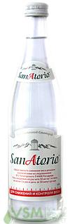 SanAtorio / СанАторио 0.5л, газированная (20 бут.) стекло - основное фото