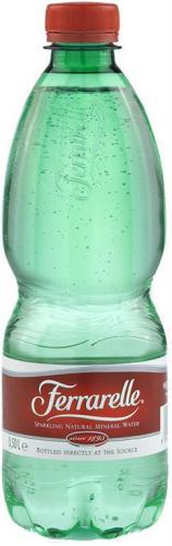 Ferrarelle Sparkling 0.5 л. ПЭТ (24 бут.) - основное фото
