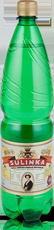 Сулинка 1.25 л. газированная (6 бут.) - основное фото
