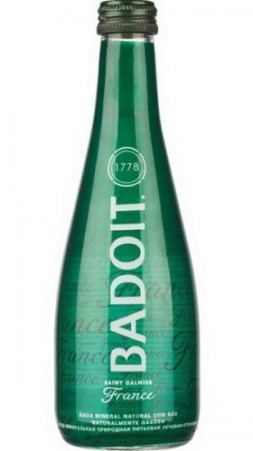 Badoit / Бадуа 0.33л природной газации (20 шт) стекло - основное фото