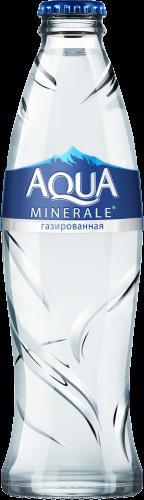 Аква Минерале / Aqua Minerale 0,26л. газ. (12 бут) стекло - основное фото