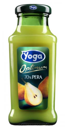 Yoga/Йога Груша 0.2 л. (24 бут.) стекло - основное фото