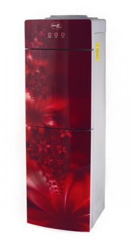 Кулер Aqua Well 2-JX-5 Red - основное фото