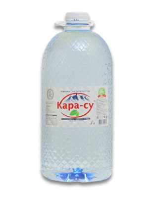 Кара-Су 5л (2 бут.) - основное фото