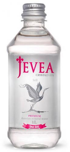 Живея / Jevea 1 л. без газа (6 бут.) ПЭТ  - основное фото