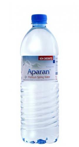 Aparan / Апаран 1 л. без газа (6 бут) - основное фото