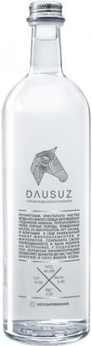 Dausuz/Даусуз 0,85л, без газа, 9 бут, стекло - основное фото