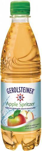 Gerolsteiner Apple Spritzer 0,5 л. (24 бут) - основное фото