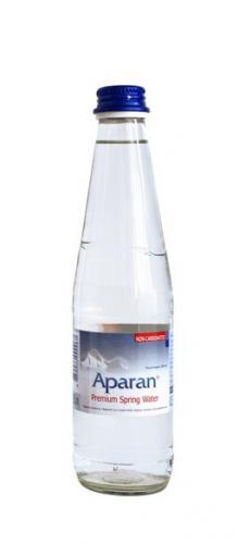 Aparan / Апаран 0.33 л. без газа (20 бут) стекло - основное фото