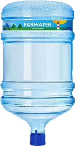 Фарватер питьевая вода первой категории 18,9л - основное фото