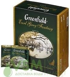 Greenfield Earl Grey Fantasy 100 пак (1шт) - основное фото