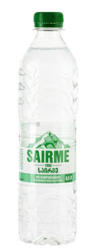 Саирме / Sairme без газа 0.5л. (12 шт.) - основное фото