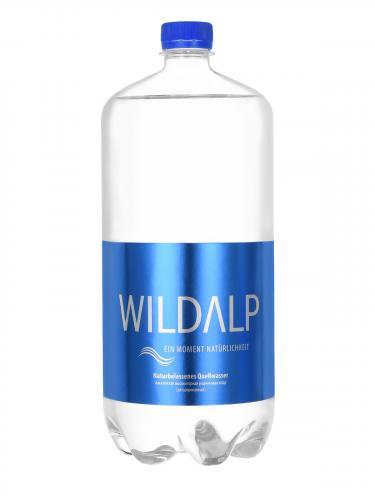 WILDALP Альпийская природная родниковая вода 1,5 л. (6 шт.) - основное фото