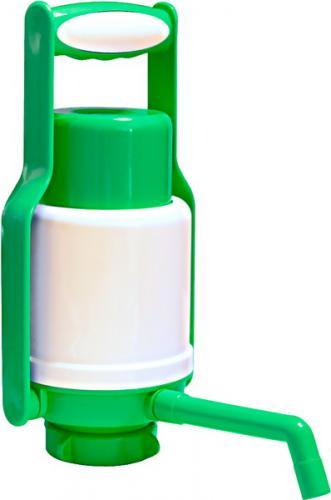 Помпа Дельфин Эко Плюс с ручкой зеленая - основное фото