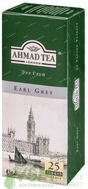 Ahmad Earl Grey 25 пак (3 шт) - основное фото