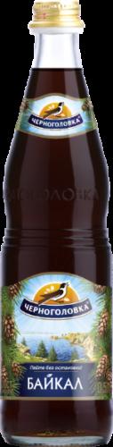 Черноголовка Байкал 0,5 л. стекло (12 бут.) - основное фото