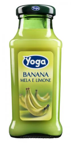 Yoga/Йога Банан 0.2 л. (24 бут.) стекло - основное фото