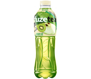 FUZE Tea Яблоко-Киви без сахара, 1 л. (12 бут.) - основное фото