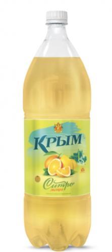 Крым Ситро-экстра Напиток безалкогольный 2л  - основное фото