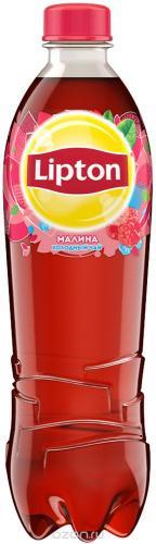 Lipton Ice Tea / Липтон малина 0,5 л. (12 бут.) - основное фото
