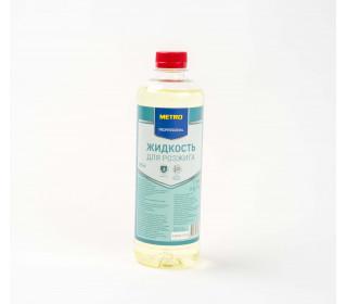 Жидкость для розжига METRO Professional 0,5л. - основное фото