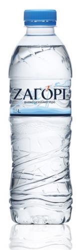 Вода Zagori(Загори) 0.5 л б/г ПЭТ (12 шт) - основное фото