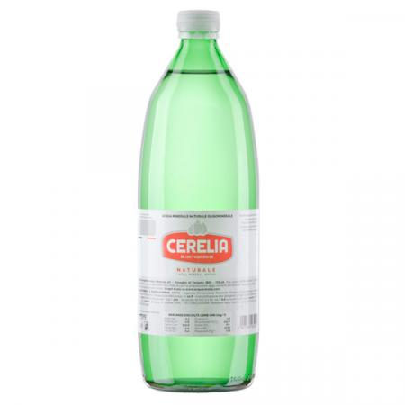 Cerelia / Черелия 1л. без газа (6 бут) стекло - основное фото
