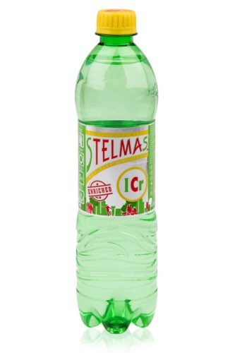 Стэлмас / Stelmas ICrZnSe 0.6л. без газа (12 бут.) - основное фото