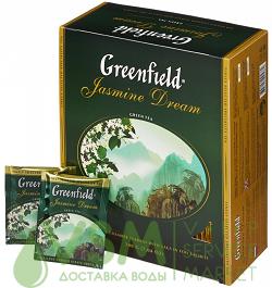 Greenfield Jasmine Dream 100 пак (1 шт) - основное фото