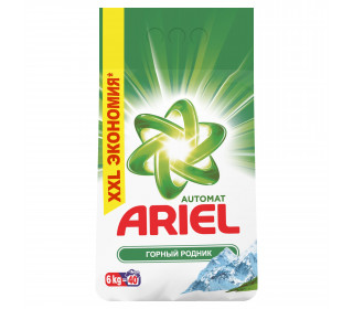 Ariel Автомат Горный родник 9 кг - основное фото
