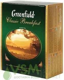 Greenfield Classic Breakfast 100 пак (1 шт) - основное фото