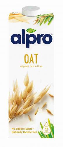AlproOriginal овсяный напиток оригинальный, обогащенный кальцием и витаминами, 1л. 8шт. - основное фото