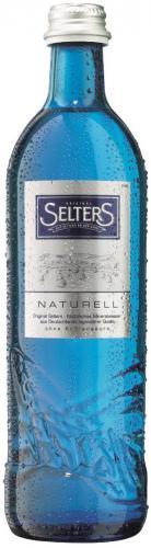 Selters / Сельтерская Naturell 0.8л. б/г (12 бут.) - основное фото