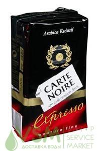 Carte Noire Espresso молотый 250 гр (1шт) - основное фото