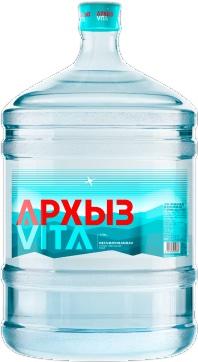 Питьевая вода Архыз VITA 19 литров - основное фото