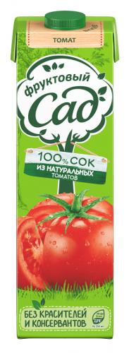 Фруктовый Сад томатный 0,95 л. (12 шт.) - основное фото