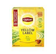 Чай Липтон Yellow Label 150 пак (1шт) - основное фото