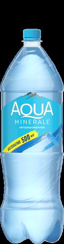 Аква Минерале / Aqua Minerale 2л. без газа (6 бут.) - основное фото