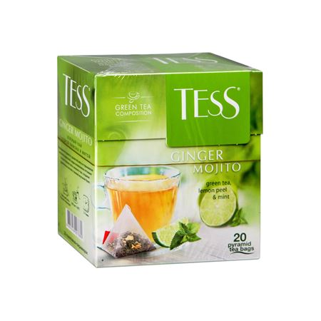 Чай Tess Ginger Mojito (20 пир. по 1,8 гр) - основное фото