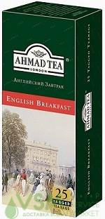 Ahmad Английский завтрак 25 пак (3 шт) - основное фото