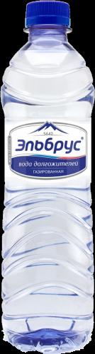Эльбрус 0,5л. газ. (12 шт.) ПЭТ - основное фото