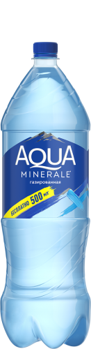 Аква Минерале / Aqua Minerale 2л. газ. (6 бут) - основное фото