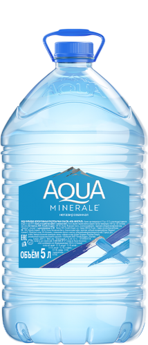Аква Минерале / Aqua Minerale 5л. (4 бут.) - основное фото